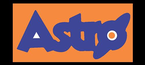 Astro gasoline logo