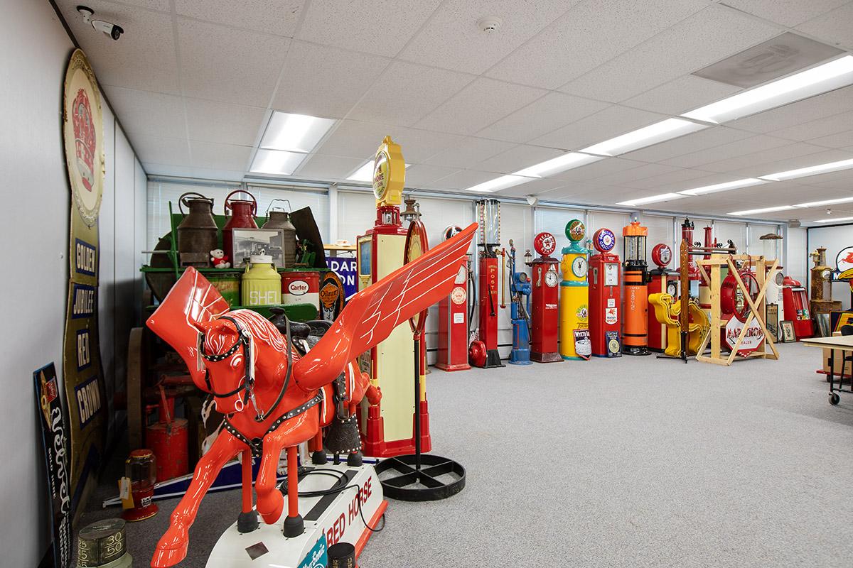 Astro fuel museum
